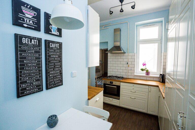 Lakásfotózás - konyha