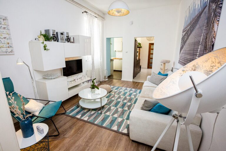 Lakásfotózás - nappali